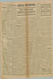 "Ajencja Wschodnia. Codzienne Wiadomości Ekonomiczne = Agence Télégraphique de l'Est = Telegraphenagentur ""Der Ostdienst"" = Eastern Telegraphic Agency. R.10, nr 294 (23 grudnia 1930)"