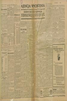 "Ajencja Wschodnia. Codzienne Wiadomości Ekonomiczne = Agence Télégraphique de l'Est = Telegraphenagentur ""Der Ostdienst"" = Eastern Telegraphic Agency. R.10, nr 298 (31 grudnia 1930)"