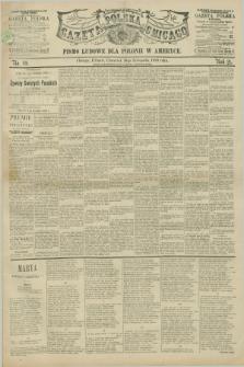 Gazeta Polska w Chicago : pismo ludowe dla Polonii w Ameryce. R.21, No. 48 (30 listopada 1893)