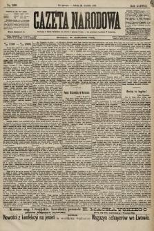 Gazeta Narodowa. 1898, nr356
