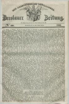 Breslauer Zeitung : mit allerhöchster Bewilligung. 1844, № 228 (28 September) + dod.
