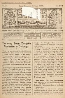 Gazeta Podhalańska. 1930, nr29