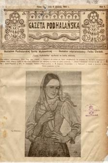 Gazeta Podhalańska. 1914, nr1