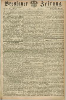 Breslauer Zeitung. Jg.45, Nr. 169 (12 April 1864) - Morgen-Ausgabe + dod.