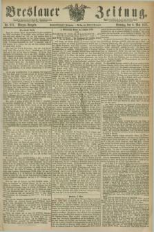 Breslauer Zeitung. Jg.56, Nr. 211 (9 Mai 1875) - Morgen-Ausgabe + dod