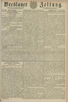 Breslauer Zeitung. Jg.60, Nr. 283 (21 Juni 1879) - Morgen-Ausgabe + dod.