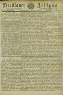 Breslauer Zeitung. Jg.62, Nr. 458 (1 October 1881) - Mittag-Ausgabe