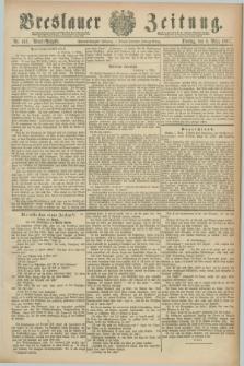 Breslauer Zeitung. Jg.68, Nr. 168 (8 März 1887) - Abend-Ausgabe