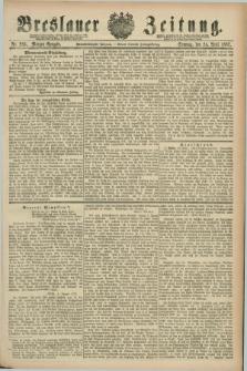 Breslauer Zeitung. Jg.68, Nr. 283 (24 April 1887) - Morgen-Ausgabe + dod.