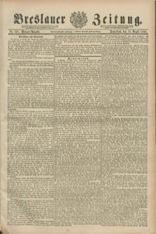 Breslauer Zeitung. Jg.69, Nr. 577 (18 August 1888) - Morgen-Ausgabe + dod.
