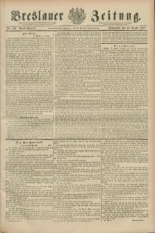 Breslauer Zeitung. Jg.69, Nr. 579 (18 August 1888) - Abend-Ausgabe