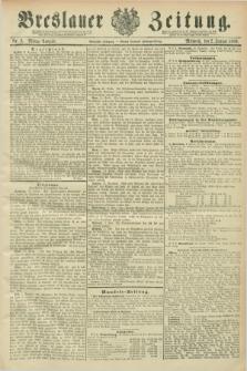 Breslauer Zeitung. Jg.70, Nr. 2 (2 Januar 1889) - Mittag-Ausgabe