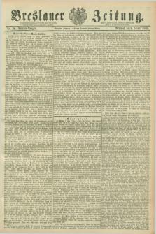 Breslauer Zeitung. Jg.70, Nr. 19 (9 Januar 1889) - Morgen-Ausgabe + dod.