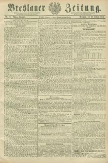 Breslauer Zeitung. Jg.70, Nr. 38 (16 Januar 1889) - Mittag-Ausgabe
