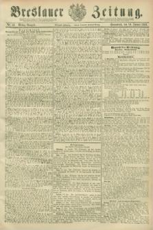 Breslauer Zeitung. Jg.70, Nr. 47 (19 Januar 1889) - Mittag-Ausgabe