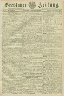Breslauer Zeitung. Jg.70, Nr. 56 (23 Januar 1889) - Mittag-Ausgabe