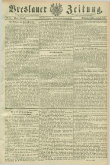 Breslauer Zeitung. Jg.70, Nr. 57 (23 Januar 1889) - Abend-Ausgabe
