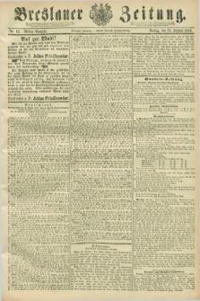 Breslauer Zeitung. Jg.70, Nr. 62 (25 Januar 1889) - Mittag-Ausgabe