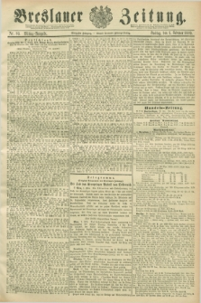 Breslauer Zeitung. Jg.70, Nr. 80 (1 Februar 1889) - Mittag-Ausgabe