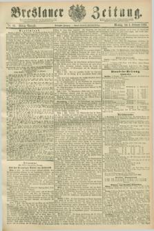Breslauer Zeitung. Jg.70, Nr. 86 (4 Februar 1889) - Mittag-Ausgabe