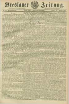Breslauer Zeitung. Jg.70, Nr. 88 (5 Februar 1889) - Morgen-Ausgabe + dod.