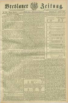 Breslauer Zeitung. Jg.70, Nr. 100 (9 Februar 1889) - Morgen-Ausgabe + dod.