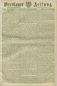 Breslauer Zeitung. Jg.70, Nr. 106 (12 Februar 1889) - Morgen-Ausgabe + dod.