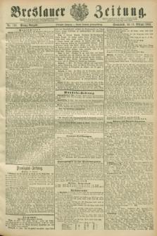 Breslauer Zeitung. Jg.70, Nr. 119 (16 Februar 1889) - Mittag-Ausgabe