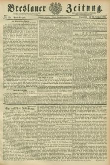 Breslauer Zeitung. Jg.70, Nr. 138 (23 Februar 1889) - Abend-Ausgabe