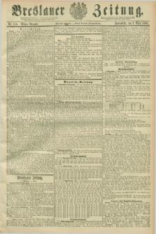 Breslauer Zeitung. Jg.70, Nr. 155 (2 März 1889) - Mittag-Ausgabe