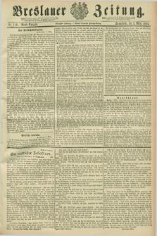 Breslauer Zeitung. Jg.70, Nr. 156 (2 März 1889) - Abend-Ausgabe