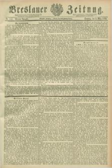 Breslauer Zeitung. Jg.70, Nr. 157 (3 März 1889) - Morgen-Ausgabe + dod.