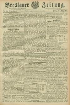 Breslauer Zeitung. Jg.70, Nr. 161 (5 März 1889) - Mittag-Ausgabe