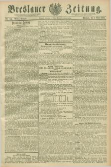 Breslauer Zeitung. Jg.70, Nr. 164 (6 März 1889) - Mittag-Ausgabe
