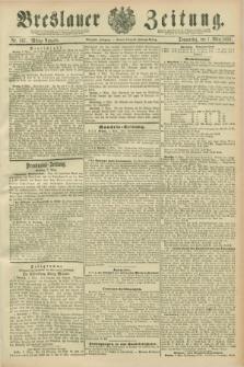 Breslauer Zeitung. Jg.70, Nr. 167 (7 März 1889) - Mittag-Ausgabe