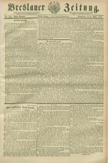 Breslauer Zeitung. Jg.70, Nr. 174 (9 März 1889) - Abend-Ausgabe
