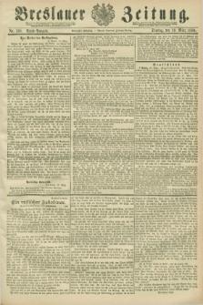 Breslauer Zeitung. Jg.70, Nr. 198 (19 März 1889) - Abend-Ausgabe