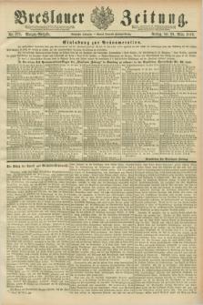 Breslauer Zeitung. Jg.70, Nr. 223 (29 März 1889) - Morgen-Ausgabe + dod.