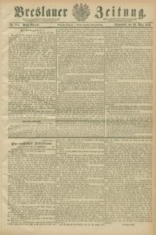 Breslauer Zeitung. Jg.70, Nr. 228 (30 März 1889) - Abend-Ausgabe + dod.
