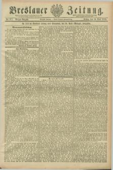 Breslauer Zeitung. Jg.70, Nr. 277 (19 April 1889) - Morgen-Ausgabe + dod.