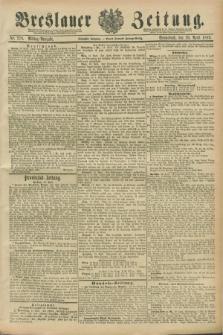 Breslauer Zeitung. Jg.70, Nr. 278 (20 April 1889) - Mittag-Ausgabe