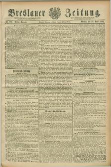 Breslauer Zeitung. Jg.70, Nr. 296 (29 April 1889) - Mittag-Ausgabe