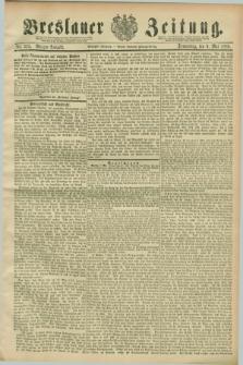 Breslauer Zeitung. Jg.70, Nr. 322 (9 Mai 1889) - Morgen-Ausgabe + dod.