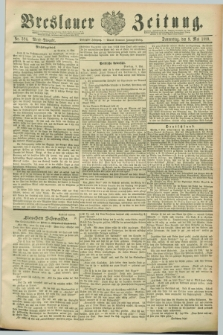 Breslauer Zeitung. Jg.70, Nr. 324 (9 Mai 1889) - Abend-Ausgabe