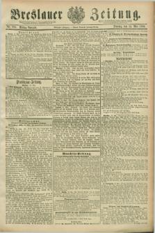 Breslauer Zeitung. Jg.70, Nr. 335 (14 Mai 1889) - Mittag-Ausgabe