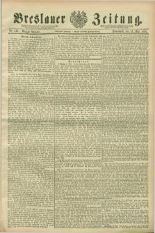 Breslauer Zeitung. Jg.70, Nr. 343 (18 Mai 1889) - Morgen-Ausgabe + dod.