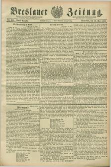 Breslauer Zeitung. Jg.70, Nr. 345 (18 Mai 1889) - Abend-Ausgabe