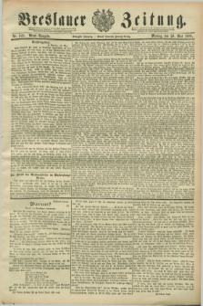 Breslauer Zeitung. Jg.70, Nr. 348 (20 Mai 1889) - Abend-Ausgabe