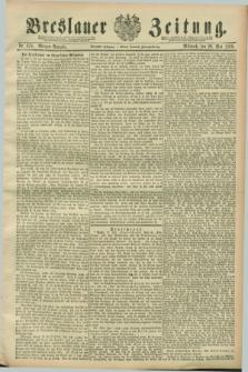 Breslauer Zeitung. Jg.70, Nr. 370 (29 Mai 1889) - Morgen-Ausgabe + dod.