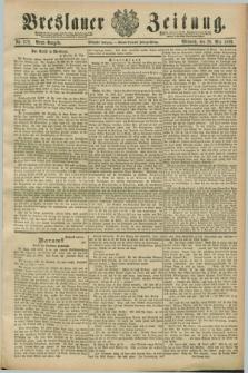 Breslauer Zeitung. Jg.70, Nr. 372 (29 Mai 1889) - Abend-Ausgabe